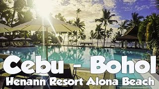 Panglao Island Philippines  City new picture : Henann Resort Alona Beach | Panglao Island Bohol Philippines + Cebu