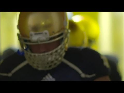 notre - The story of Notre Dame Football. Songs: Man of Steel - Trailer Music Eminem - Lose Yourself I own no copyright. For entertainment purposes only.