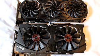 GTX970 Showdown - Gigabyte G1 Gaming vs Asus Strix
