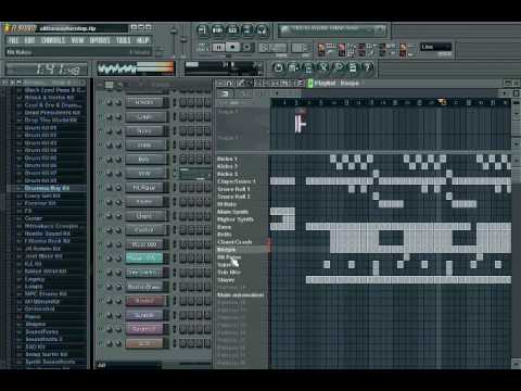 All The Way Turnt Up (Instrumental Remake) - Soulja Boy Ft. Roscoe Dash ***TUTORIAL***