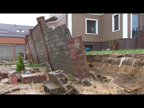 Как жители района в Алматы справляются с очередным подтоплением (видео)