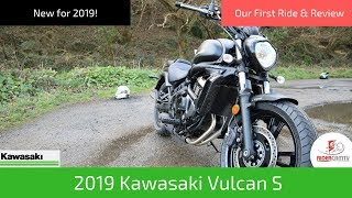 4. 2019 Kawasaki Vulcan S | Our First Ride & Review