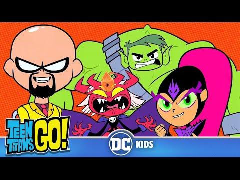 Teen Titans Go!   We're Bad Guys Now!   @DC Kids
