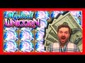 NICKELS ARE SO MUCH BETTER, LET ME SHOW YOU! $6/Spin BONUSES on Mystical Unicorn Slot Machine