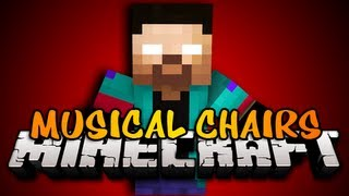 BRAND NEW Minecraft MUSICAL CHAIRS MINIGAME w/NoahCraftFTW