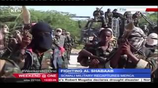 Somali military retakes Merca from Al-Shabab militants who seized the port city