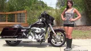 10. Used 2011 Harley Davidson Street Glide for sale in Tampa Florida