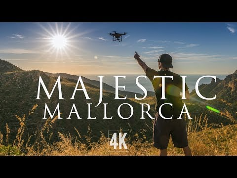 Majestic Mallorca Drone Footage