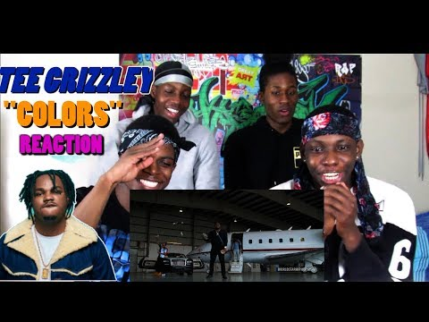 "Tee Grizzley ""Colors"" (WSHH Exclusive - Official Music Video) - REACTION!"