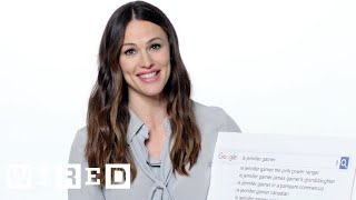 Jennifer Garner Answers the Web's Most Searched Questions | WIRED