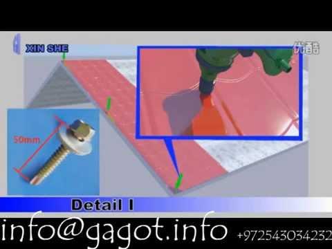 Cement Foam Panel Building System