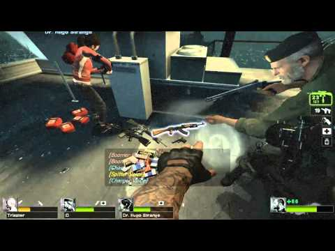 Left 4 Dead 2 Online Game - Survivors vs. Infected