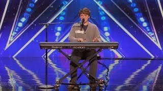 Download Video America's Got Talent 2016 Ryan Beard Hilarious Comedic Musician Full Audition Clip S11E05 MP3 3GP MP4