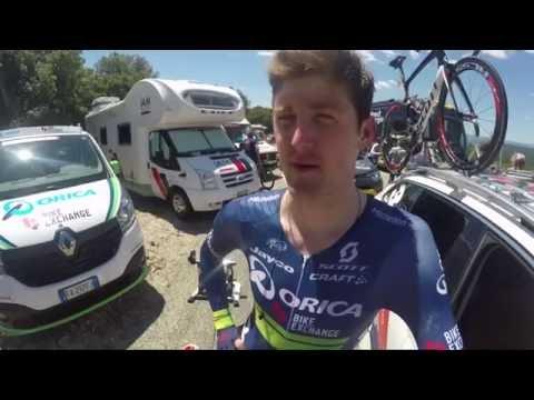 Tour de France 2016: Orica BikeExchange   Stage 13   Team Day