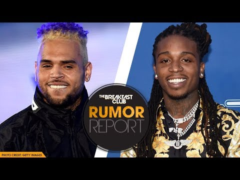 Jacquees Claims He's the King of R&B For This Generation, Chris Brown Responds