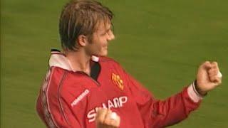 Video David Beckham  cross & pass 1999-2003 MP3, 3GP, MP4, WEBM, AVI, FLV Oktober 2018