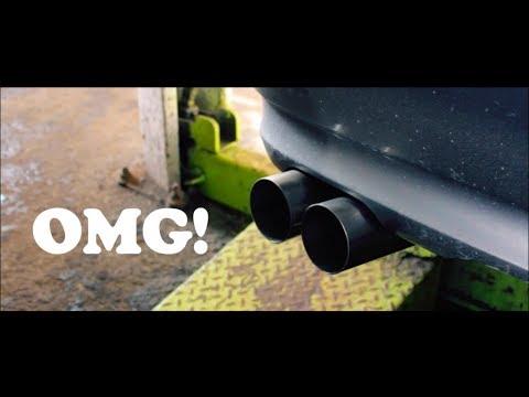 BMW 325i - E46 MUFFLER DELETE