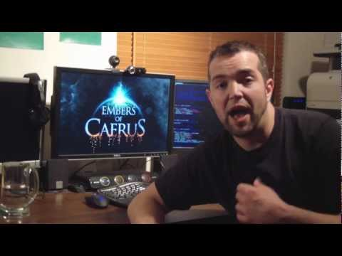 Embers of Caerus Investor Prototype Kickstarter Video (HD)