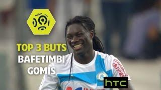 Video Top 3 Buts Bafetimbi Gomis - OM 2016-17 - Ligue 1 MP3, 3GP, MP4, WEBM, AVI, FLV Juni 2017