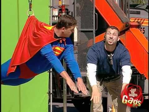 Superman Ad Prank