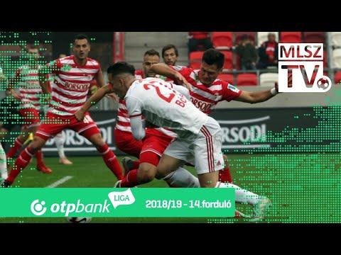 14. forduló: DVTK - DVSC 1-0 (1-0)
