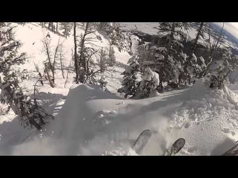 jackson hole - The Best of the Best of Jackson Hole 2013 All shot in January Casper Bowl, Crags, Headwall 100% GoPro 100% Stoke Level 100% Demon Artist: Macklemore & Ryan L...