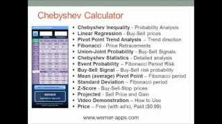 Chebyshev Calculator Pro YouTube video