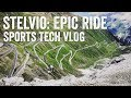 Stelvio Ride Tech VLOG: Bike GPS, Power Meters, Action Cams, Drones and more! w/GPLAMA!