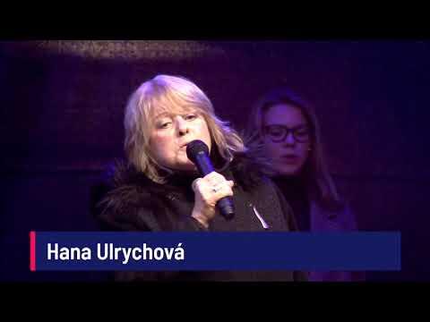 Oslava 100 let republiky 20 - Státní hymna - HANA ULRYCHOVÁ