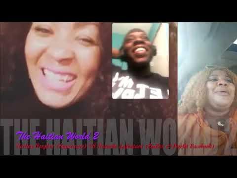 """The Haitian World 2"" Ta sanble Nerline (Nerglow) ta deside pran Natacha Lafontant.Part.#2"