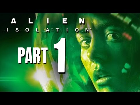 alien isolation xbox one test