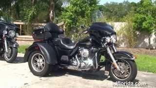 8. Used 2012 Harley Davidson Tri Glide Trike for sale - Plant City, Florida