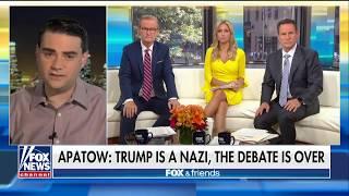 Video 'Read a Damn Book': Shapiro Blasts the Latest 'Delusional' Trump-Nazi Comparison MP3, 3GP, MP4, WEBM, AVI, FLV September 2018