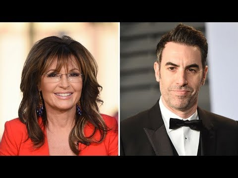 Sarah Palin Says Sacha Baron Cohen Duped Her in Sick Interview
