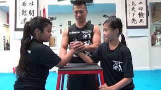 Video Kung Fu Kids - Arm Wrestling MP3, 3GP, MP4, WEBM, AVI, FLV Maret 2019