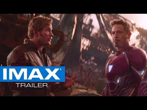 Avengers: Infinity War IMAX® Trailer #2