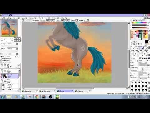Willow Speedpaint