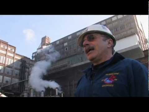 Domino Sugar – Post Katrina Clean-up