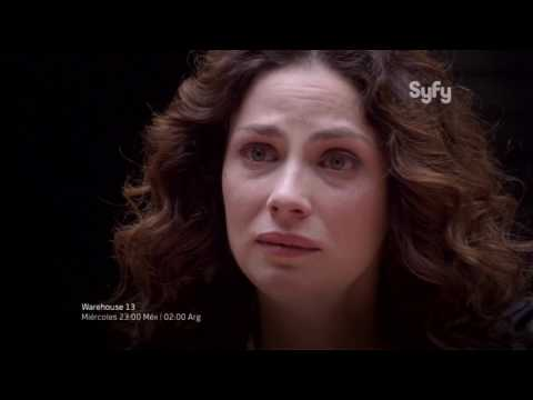 WAREHOUSE 13  Temporada 1 Episodio 10