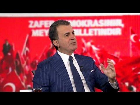 Στα άκρα οι σχέσεις Ευρωπαϊκής Ένωσης – Τουρκίας