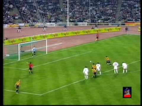 Final Copa del Rey 2004 (Zaragoza 3 - 2 Real Madrid)