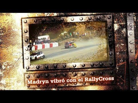 CARX Rallycross en Puerto Madryn