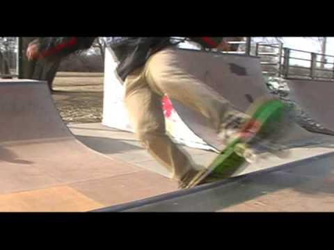 Mason City Skatepark Montage  3/15/15