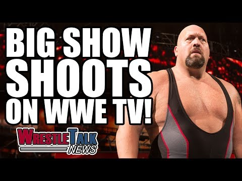 Big Show Unhappy With WWE, Shoots On Raw! Money In The Bank Plans! | WrestleTalk News June 2017