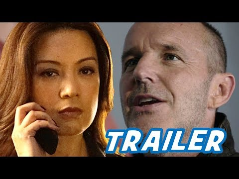 The Sarge Recruitment Initiative!!! Agents of SHIELD Season 6 Episode 5 Trailer Breakdown!!!