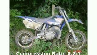 1. 2004 Yamaha YZ 85 Features and Specification