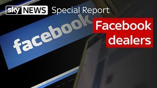 Powerful and addictive prescription drugs are illegally being offered for sale on Facebook, a Sky News investigation has discovered.And the US social media giant has been refusing to remove accounts even when users have reported them.Sky's Technology Correspondent Tom Cheshire reports. SUBSCRIBE to our YouTube channel for more videos: http://www.youtube.com/skynewsFollow us on Twitter: https://twitter.com/skynews and https://twitter.com/skynewsbreakLike us on Facebook: https://www.facebook.com/skynewsFor more content go to http://news.sky.com and download our apps:iPad https://itunes.apple.com/gb/app/Sky-News-for-iPad/id422583124iPhone https://itunes.apple.com/gb/app/sky-news/id316391924?mt=8Android https://play.google.com/store/apps/details?id=com.bskyb.skynews.android&hl=en_GB