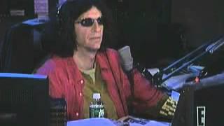 Howard Stern - Dina Meyer - December 4 2002