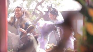 桐谷健太のアドリブに菜々緒もノリノリ! au三太郎CM「万能ポイント」編(15秒版+メイキング)