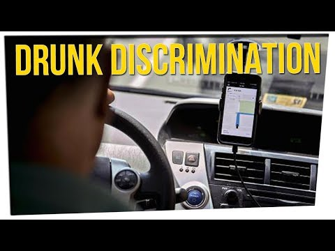 Uber Applied for Patent to Identify Drunks ft. DavidSoComedy